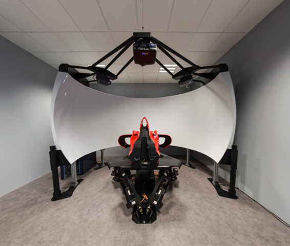 DAMS simulator