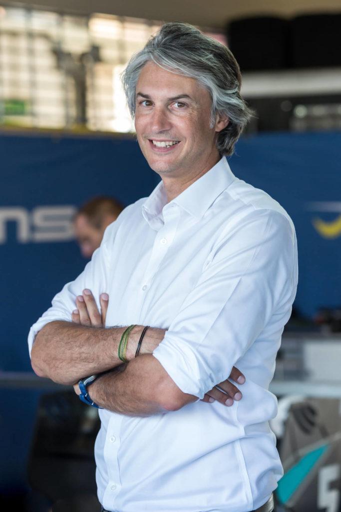 Grégory Driot, Team Owner