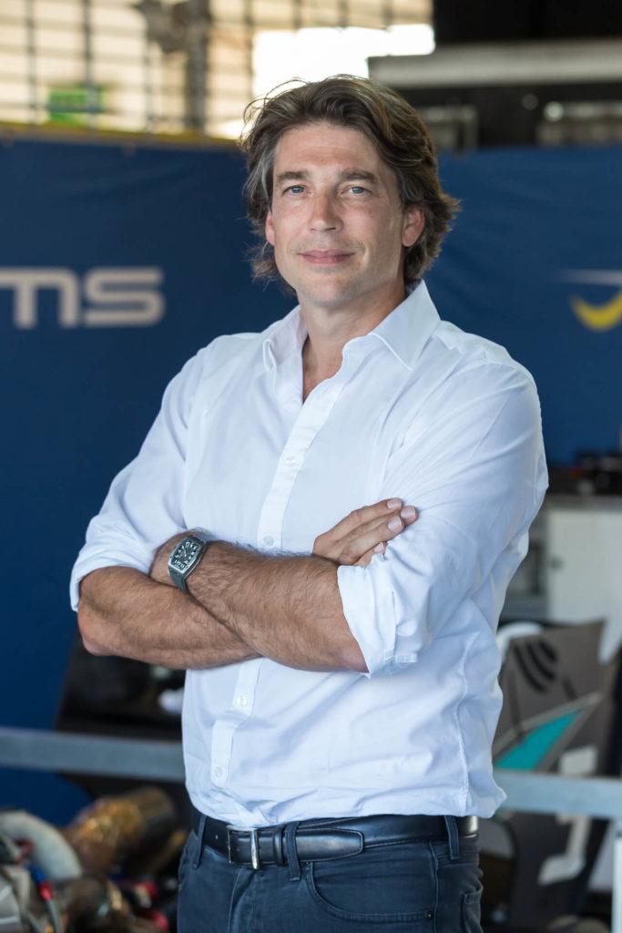 Olivier Driot, Team Owner